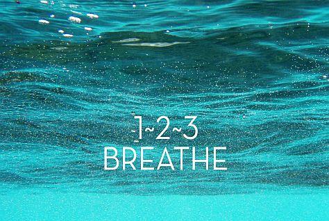 1-2-3- Breathe 1-2-3