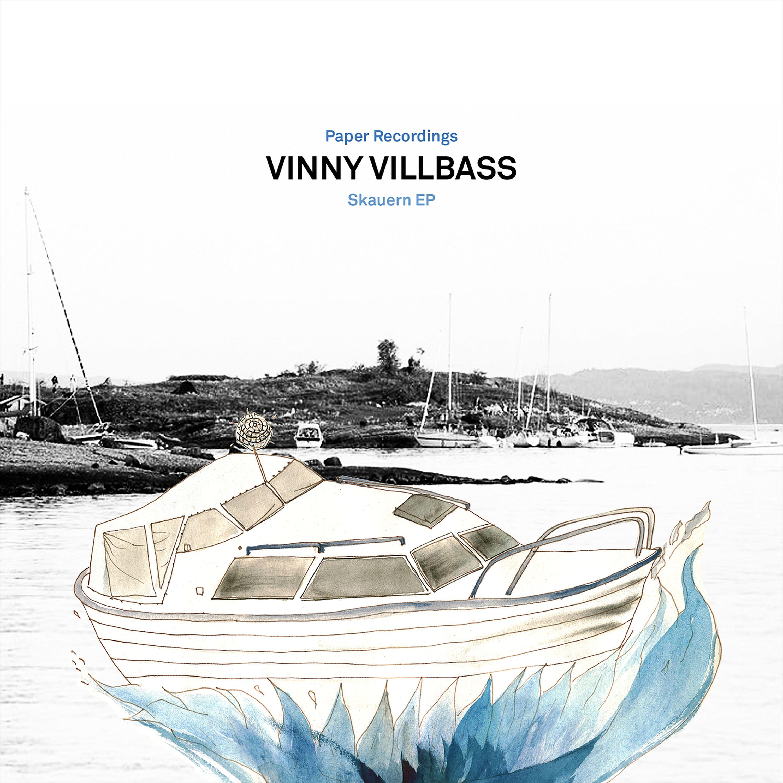 Vinny Villbass - Skauern EP